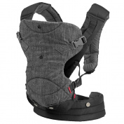 Infantino Fusion Flexible Position Baby Carrier, Grey