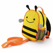 Skip Hop Zoo Safety Harness, Yellow Bee, 1-4 Years