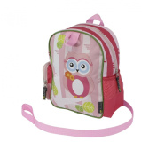 Itzy Ritzy Preschool Happens Toddler Harness and Backpack, Owl