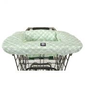 Balboa Baby Shopping Cart Cover - Sage Circle