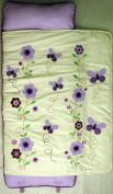 SoHo Nap Mat , Lavender Flowers