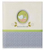 C.R. Gibson Nest Loose Leaf Baby Memory Book