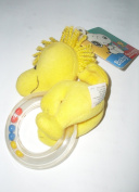 Peanuts Baby Snoopy Best Friend BABY WOODSTOCK Rattle Ring