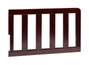 Delta Children's Basic Toddler Guardrail, Dark Chocolate