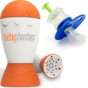Baby Shusher - help soothe your fussy baby with a Medicine Dispenser