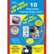 Kalencom Potette on the Go Potty Liner Re-fills 10-pack