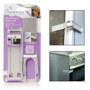 Dreambaby Microwave Oven Safety Lock Childproof Door Locks Baby Appliances New