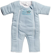 Baby Merlin's Magic Sleepsuit 3-6 months - Blue Small