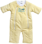 Baby Merlin's Magic Sleepsuit 6-9 months - Yellow Large