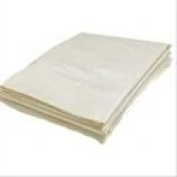 White Foam Bed Wedge Pillow COVER ONLY (Foam Bed Wedge Pillow Cover -