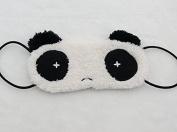 Velboa Lovely/Cute Eye mask/Blinder/Patch Eye protection Sleep Eye Cover,Panda eyes intersect