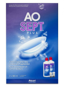 Aosept Plus Contact Lens Solution 3 Month Pack