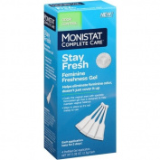 Monistat Complete Care Stay Fresh Feminine Freshness Gel, 0ml, 4 Prefilled Gel Applicators
