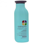 Strength Cure Shampoo (For Micro-Scarred/ Damaged Colour-Treated Hair), 250ml/8.5oz