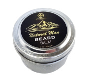 Natural Man Beard Conditioning Balm - All Natural Beard Conditioner by Botanical Skin Works