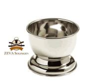 Stainless Steel Shaving Soap Bowl from ZEVA #2