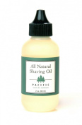 Pacific Shaving Company All Natural Shaving Oil-60ml