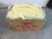 100% Pure Unrefined Raw SHEA BUTTER - (0.5kg) from the nut of the African Ghana Shea Tree