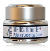 Polar Ice Under Eye Nordic Complex | with Pure Crystalline Caffeine | Designed to Quickly Shrink Under Eye Bags and Lines Using a Recently Discovered South Polar Peptide and the Most Effective and Best Studied Peptide Complex on the Market | Best Eye C ..