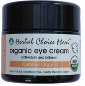 Herbal Choice Mari Organic Eye Cream 50ml/ 1.7oz Jar