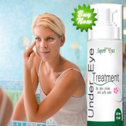 The Best Eye Serum For dramatically removing and reducing Dark Circles under eyes, Puffy eyes and wrinkles like Crow's feet - this eye gel treatment is all you need to help delay the visible signs of premature skin ageing and promote younger looking sk ..