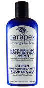 Carapex Neck Firming Lotion, Anti-ageing, Tightening, Lifting Cream, Visibly Reduce Lines, Wrinkles, Folds with Natural Ingredients, Unscented, 4oz 120ml