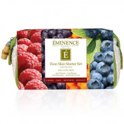 Eminence Firm Skin Starter Set (For Ageing Skin) 4Pcs+1Bag