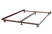 Metal Bed Frame (Fits Twin, Full, Queen, King, Cal King) by Knickerbocker - Low Profile Bed Frame.