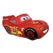 Disney Cars2 Inflatable Car for Nintendo Wii