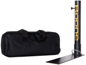Boone Outdoor Under da Tyre Flag Pole Stand and Case