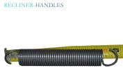 Replacement Recliner Sofa Sectional Mech Mechanism Tension Spring 12cm Short Hooks 5/8 Diameter coil