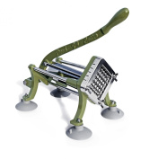 New Star 42313 Commercial Grade French Fry Cutter with Suction Feet, 1.3cm