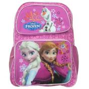 Disney Frozen 36cm Elsa, Anna & Olaf School Backpack