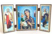 Holy Mother of JERUSALEM Archangel Michael Gabriel ORTHODOX RUSSIAN ICON
