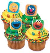 Sesame Street Rings Asst. (12)
