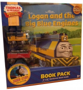 Logan and the Big Blue Engines Book Pack