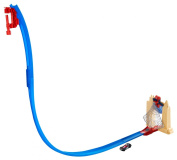 Hot Wheels Marvel Ultimate Spider-Man Web Swing Drop-Out Track Set