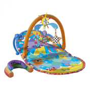 Tomy Lamaze Baby Toys Fun Play Newborn Babies Sit Up And See Rise And Shine Gym
