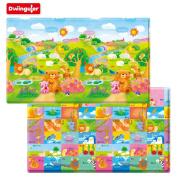 Dwinguler Eco-friendly Kids Play Mat - Sunshine Day