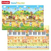 Dwinguler Eco-friendly Kids Play Mat - Music Parade