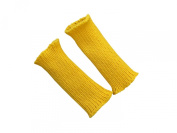100% merino wool baby toddler arm warmers knit mittens