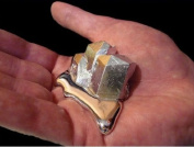 Gallium Metal 99.99% Pure 40 Grammes 4n Even Melt in Your Hand