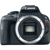 Canon EOS Rebel SL1 (100D) DSLR Camera (Body Only)