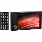 SSL DD662B In-Dash Double-Din 16cm Touchscreen DVD/CD/USB/SD/MP4/MP3 Player Receiver Bluetooth Streaming Bluetooth Hands-free with Remote
