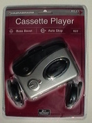 Durabrand Personal Portable Cassette Player - Model 822