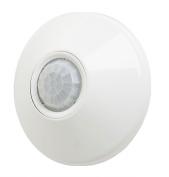 Sensor Switch CMR 10 Extended Range, Passive Infrared Ceiling Mount Occupancy Sensor, White