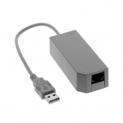 DuaFire Nintendo Wii USB Enabled Lan Adapter