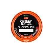 Cherry Blossom Shoe Polish - Light Tan