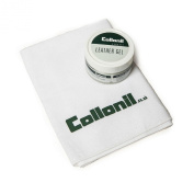 Collonil Leather Gel and Cleaning Cloth
