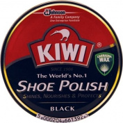 Kiwi Shoe Polish 100Ml Black